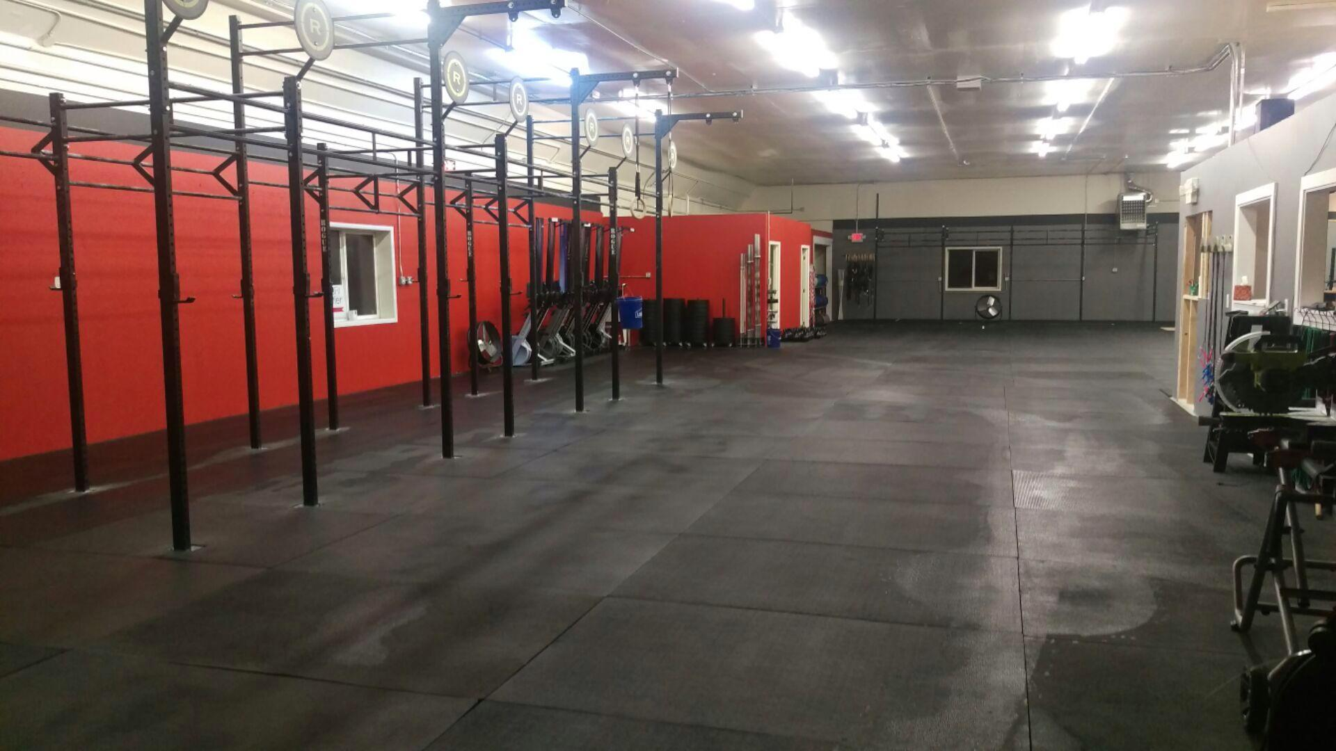 Bravo crossfit™ package rogue fitness